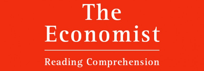 Economist GMAT Reading Comprehension Challenge #12