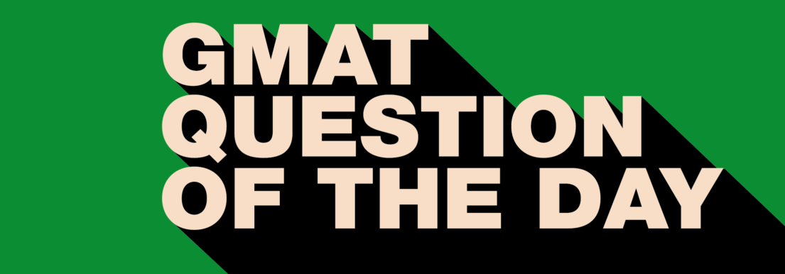 GMAT Question of the Day – DS – Geometry 2